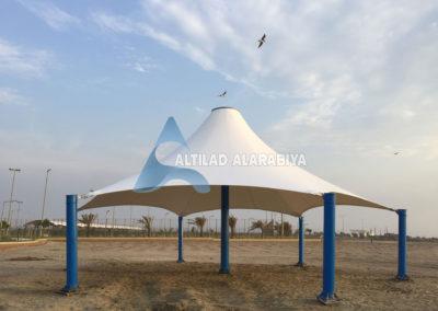 Baish Corniche Development project